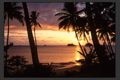 Island Sunsets Gallery